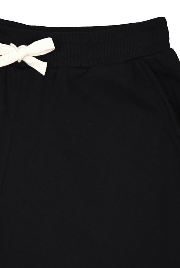 Бланковые штаны черные фото 3