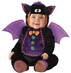 InCharacter Costumes Baby - Bat