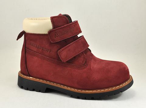 Ботинки утепленные Minicolor 750-2049