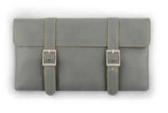 Сумка-клатч через плечо Moshi Treya Clutch - Falcon Gray серый