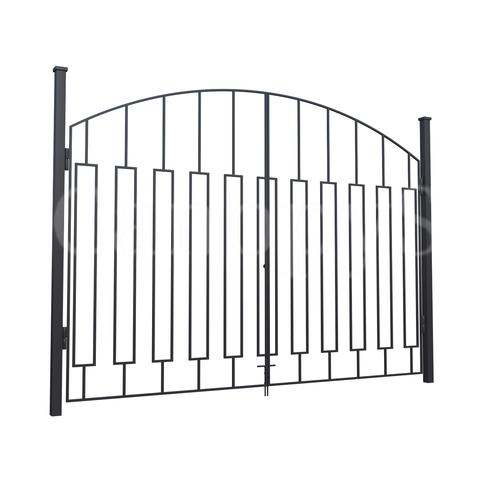 Овальные ворота