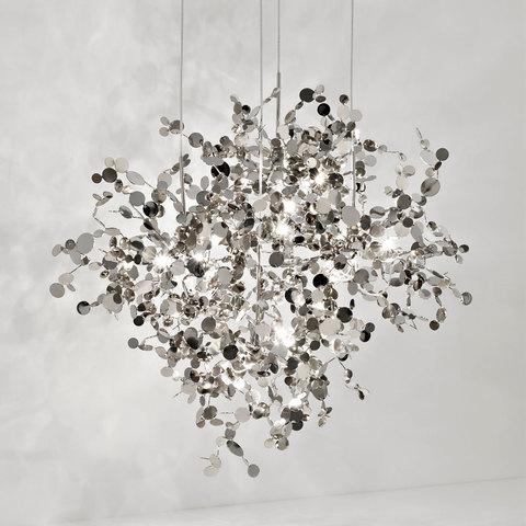 Terzani ARGENT ROUND  replica chandelier