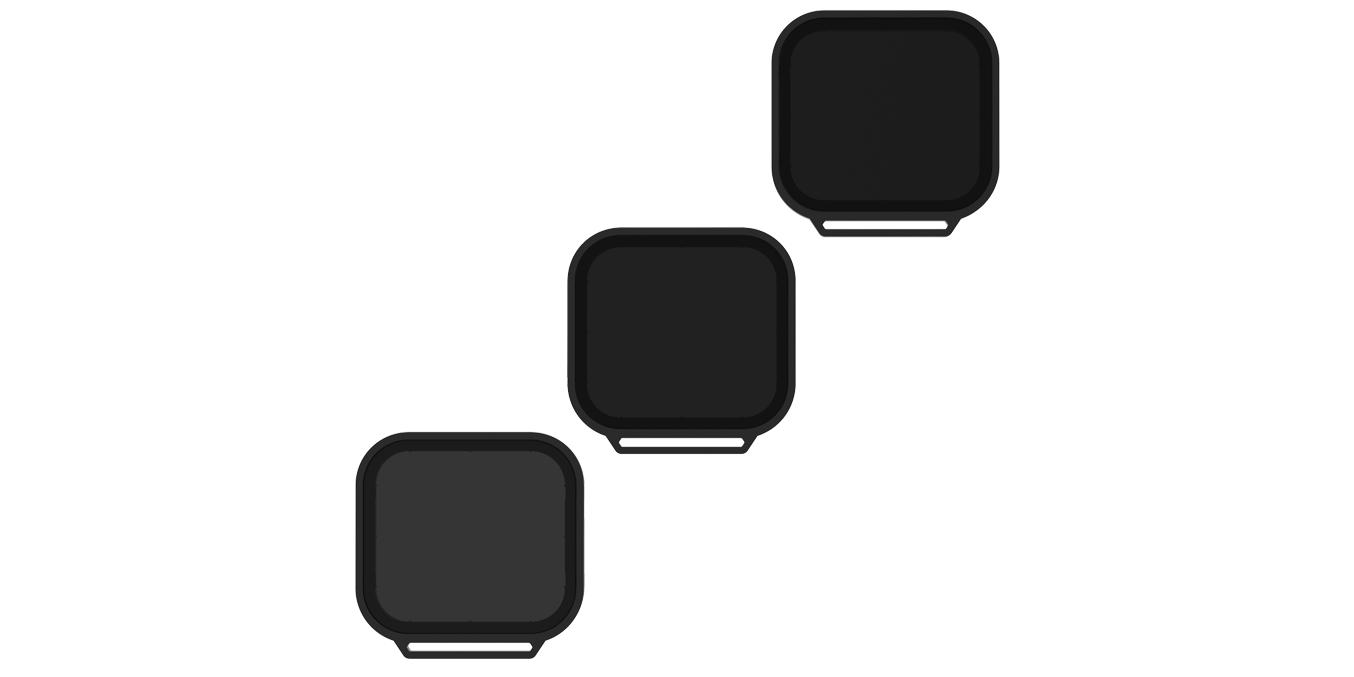 Набор нейтральных фильтров PolarPro Karma вид спереди
