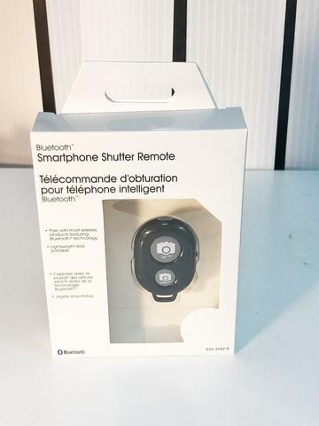 Кнопка с Bluetooth