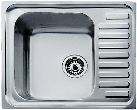 Кухонная мойка Teka CLASSIC 1B 1/2 D POLISHED