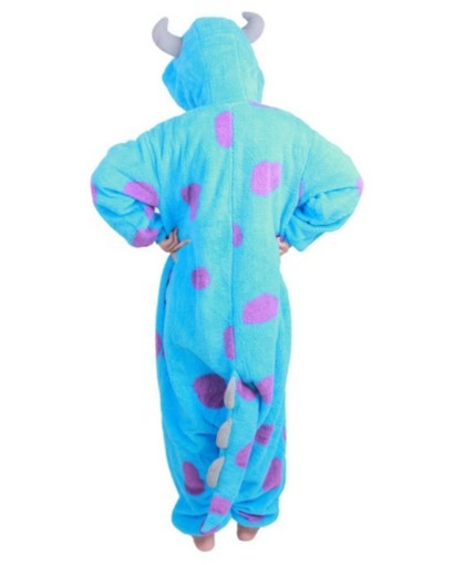 Пижама кигуруми Салли Корпорация монстров — Kigurumi Sulley. Нажмите для  увеличения 841bd56bc7f0f
