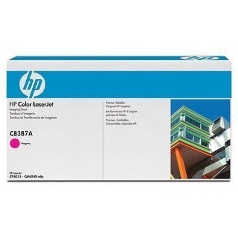 Картридж HP CB387A magenta - барабан передачи изображений для HP Color LaserJet CP6015, CM6030, CM6030f, CM6040, CM6040f (барабан пурпурный, 35000 стр.)