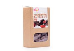 Клюква в бельгийском шоколаде Bio Naturinov, 150г