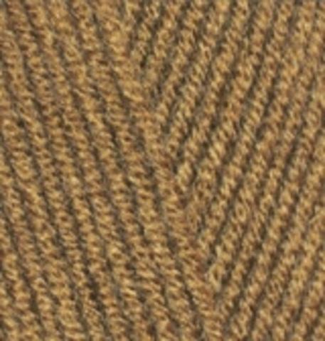 Пряжа Lanagold FINE (Alize) 499 бежевый, фото