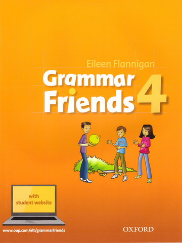 Grammar Friends 4: Student's Book