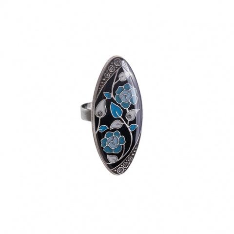 Кольцо Clara Bijoux K77116 BL