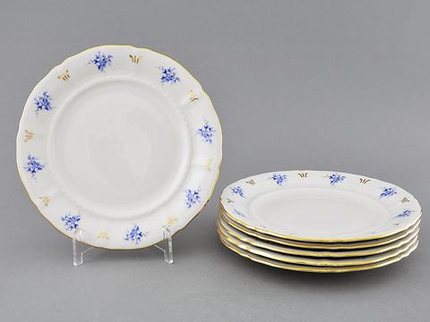 Набор тарелок десертных 19 см Соната Leander