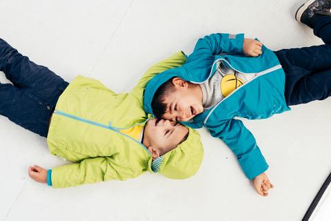 КТ208 Куртка для мальчика