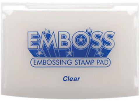 Подушечка для эмбоссинга Embossing stamp pad