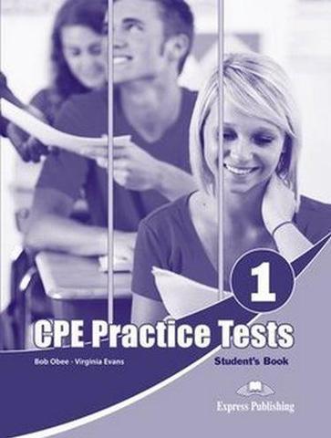 CPE practice tests 1 REVISED (with digibook app) - пособие с электронным приложением