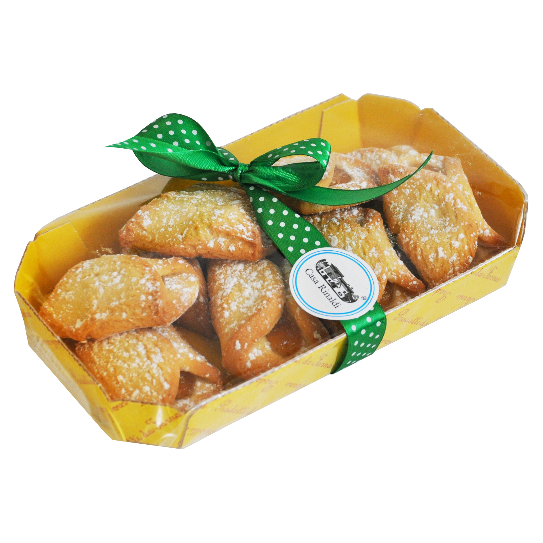 Печенье Баулетти Casa Rinaldi с апельсиновым джемом  200 г