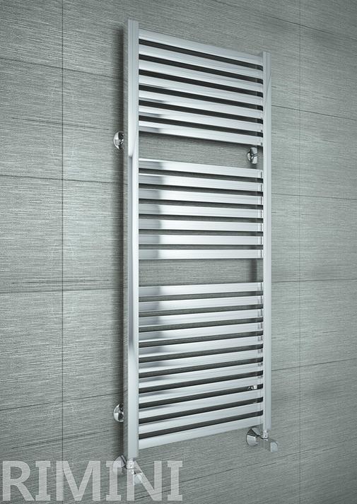 Rimini - водяной дизайн полотенцесушитель.