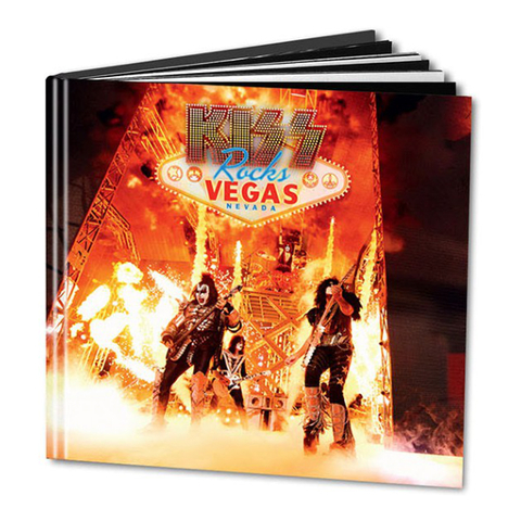 Kiss / Rocks Vegas (Deluxe Edition)(Blu-ray+DVD+2CD)