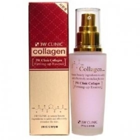 3W CLINIC Эссенция для лица укрепляющая Collagen Firming up Essence, 50 мл