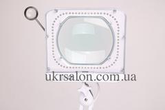 Лампа-лупа LS-6018 LED 3D+12D