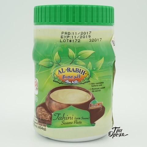 Тахини (кунжутная паста) Al-Rabih, 454 гр