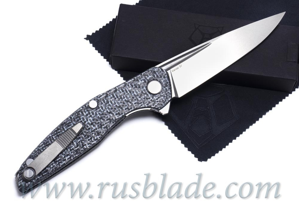 Shirogorov 111 Black and White CF Special 2018