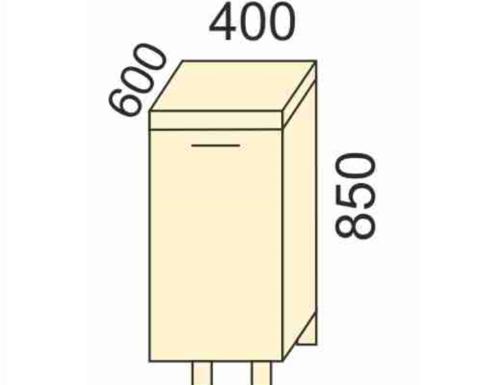 СОФЬЯ, СВЕТЛАНА, ПРЕМЬЕР, ПОЛИНАСтол (столешица в комплекте)400
