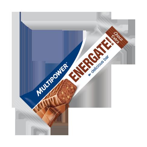 Энергетический батончик Multipower Energate Bar шоколад