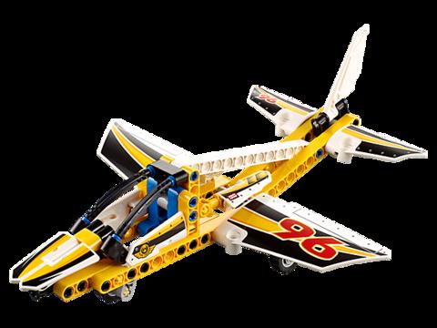 LEGO Technic: Самолёт пилотажной группы 42044