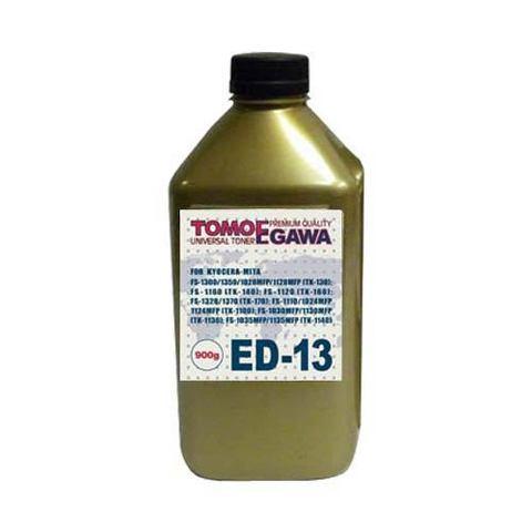 Тонер Tomoegawa ED-13 универсальный для Kyocera. 900 гр