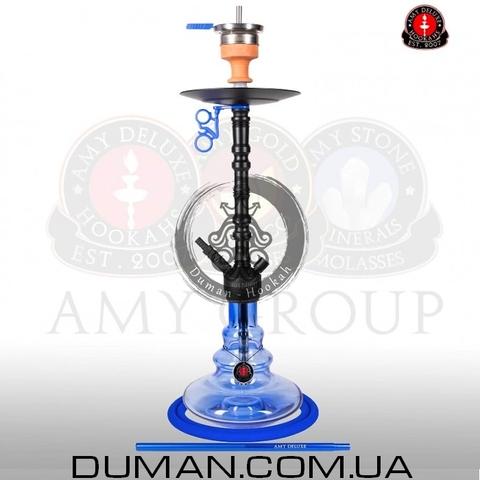 Кальян Amy Deluxe 070.01 Alu Zulu   Blue Mate