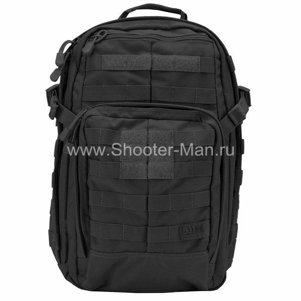 Тактический рюкзак 5.11 RUSH 12 BACKPACK, черного цвета фото