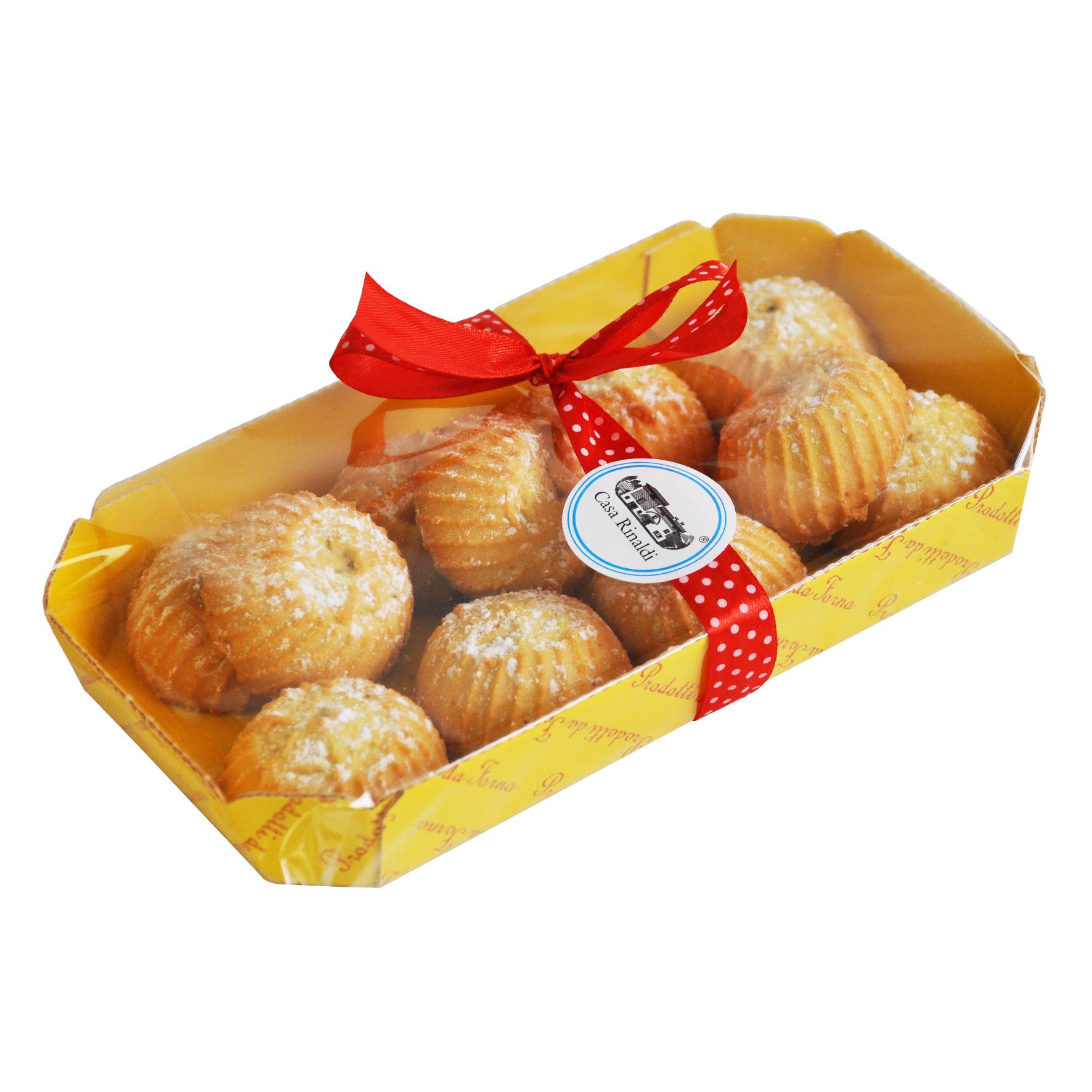 Печенье Гочче с джемом из лесных ягод