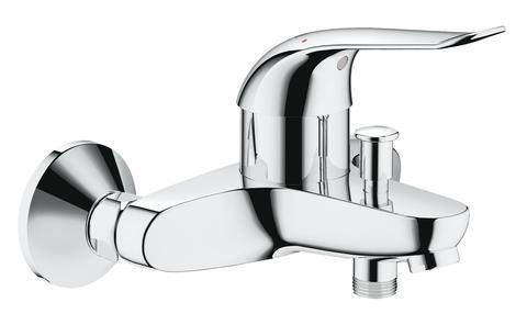 Euroeco Special Смеситель однорычажный для ванны, рычаг 120 мм