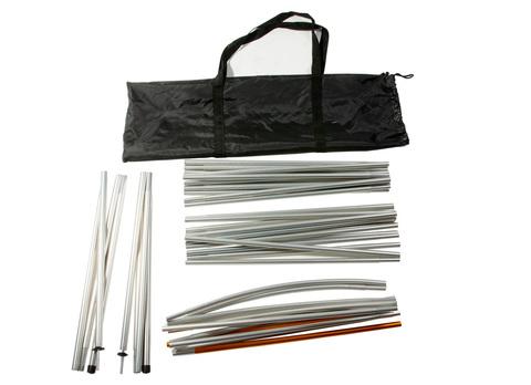 Комплект алюминиевых дуг для туристической палатки Alexika Minnesota 4 Luxe