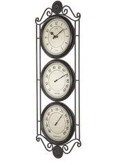 Часы настенные-метеостанция Tomas Stern 9040