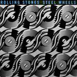 The Rolling Stones / Steel Wheels (LP)