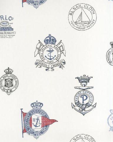 Обои Ralph Lauren Signature Papers PRL032/01, интернет магазин Волео