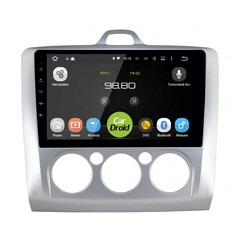 Штатная магнитола на Android 6.0 для Ford Focus II Roximo CarDroid RD-1702FM