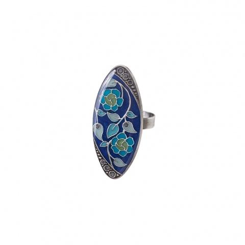 Кольцо Clara Bijoux K77116-6 BL