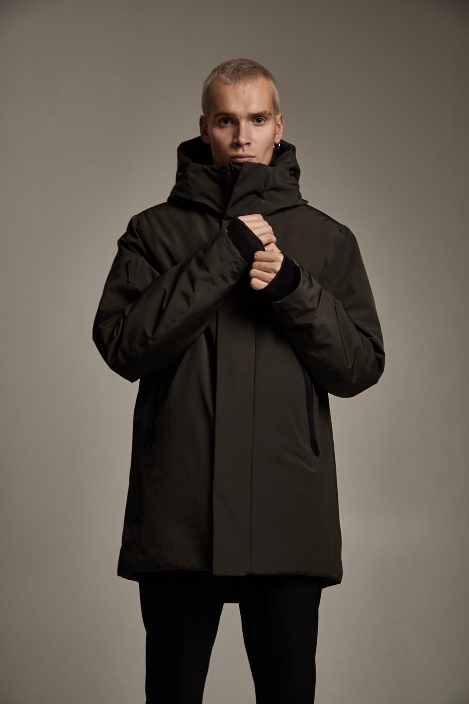 Куртка HANGOVER ST-11 CHARGER