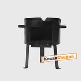 Печь под казан 30 литров(сталь 2 мм)
