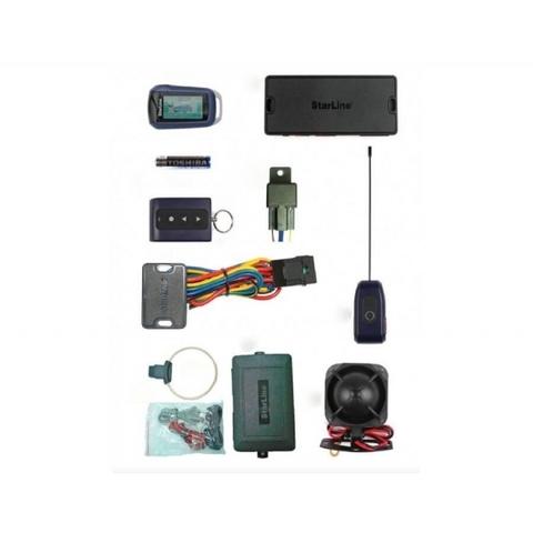 Автомобильная сигнализация StarLine A94 CAN GSM