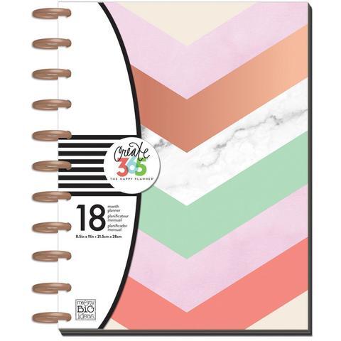 Ежедневник Create 365 Big Planner 23х28.5см - Lovely Pastels