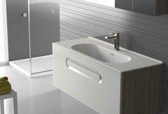 Мебель для ванной Orans NL-001-1000 White  100x48см.