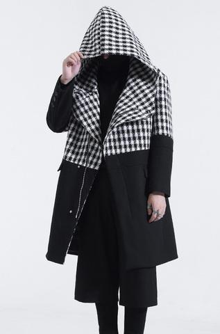 Coat «ENIGI»