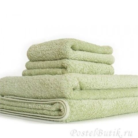 Полотенце 100х150 Abyss & Habidecor Super Pile 162 light green