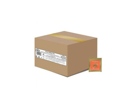 Чай черный в пакетиках из фольги Ahmad Tea Professional классический, 300 пак/уп