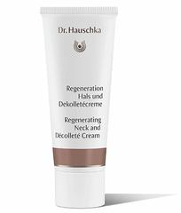 Регенерирующий крем для шеи и зоны декольте, Dr.Hauschka (срок 07.2018)