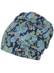 HB15044-8 шапка женская, темно-синяя